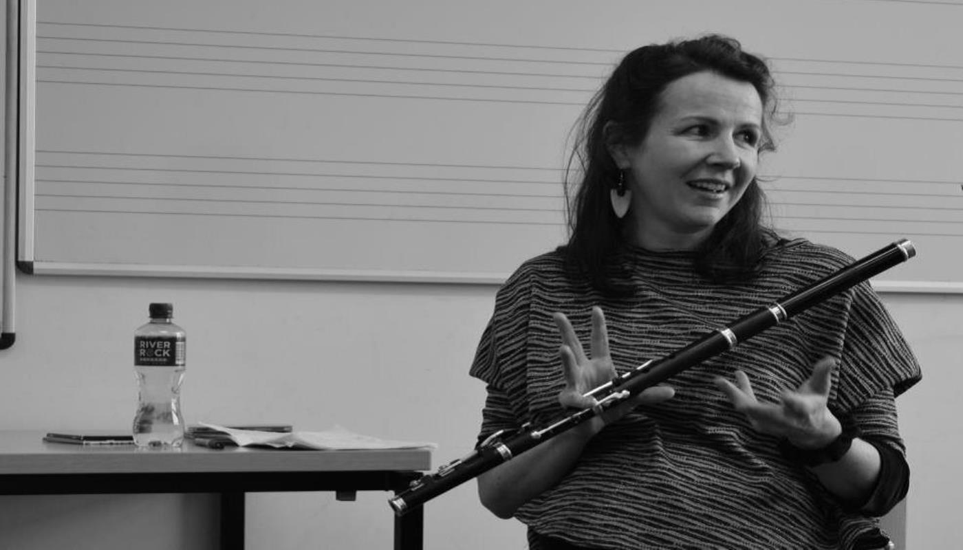 Masterclass with Producer & Irish Traditional Musician, Nuala Kennedy